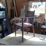 チェルトチェア・生涯最後の椅子