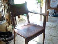 チェルトチェア「生涯最後の椅子」