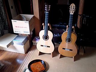 丸山さんのギター